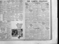 Campus Collegian, Friday, April 30, 1926,  Vol. 8, No. 24