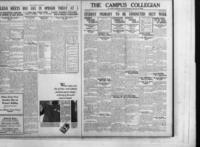 Campus Collegian, Friday, May 7, 1926,  Vol. 8, No. 25