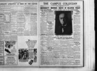 Campus Collegian, Friday, May 14, 1926,  Vol. 8, No. 26