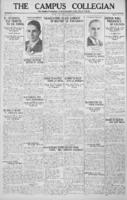 Campus Collegian, Friday, May 28, 1926,  Vol. 8, No. 27