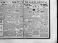 Campus Collegian, December 17, 1926,  Vol. 9, No. 11