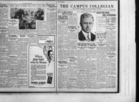 Campus Collegian, October 22, 1926,  Vol. 9, No. 4