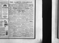 Campus Collegian, October 29, 1926,  Vol. 9, No. 5