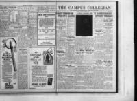 Campus Collegian, November 1, 1926,  Vol. 9, No. 6