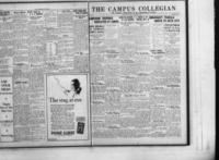 Campus Collegian, November 12, 1926,  Vol. 9, No. 7