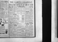 Campus Collegian, November 19, 1926,  Vol. 9, No. 8