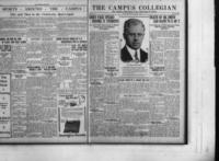 Campus Collegian, January 7, 1927,  Vol. 9, No. 12