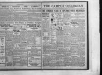 Campus Collegian, January 21, 1927,  Vol. 9, No. 14