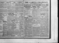 Campus Collegian, February 9, 1927,  Vol. 9, No. 15