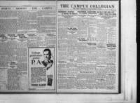 Campus Collegian, February 16, 1927,  Vol. 9, No. 16