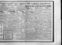 Campus Collegian, February 24, 1927,  Vol. 9, No. 17