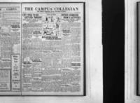 Campus Collegian, March 2, 1927,  Vol. 9, No. 18