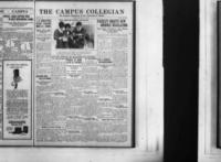 Campus Collegian, March 9, 1927,  Vol. 9, No. 19