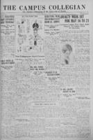 Campus Collegian, March 16, 1927,  Vol. 9, No. 20