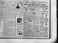 Campus Collegian, March 30, 1927,  Vol. 9, No. 22