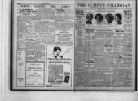 Campus Collegian, April 28, 1927,  Vol. 9, No. 25