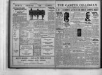Campus Collegian, May 18, 1927,  Vol. 9, No. 28