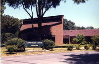 Anne Grady Center Building on Eber Road