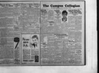 Campus Collegian, December 7, 1927,  Vol. 10, No. 11