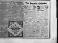 Campus Collegian, December 14, 1927,  Vol. 10, No. 12