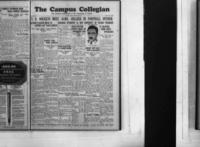 Campus Collegian, September 28, 1927,  Vol. 10, No. 2