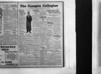 Campus Collegian, October 5, 1927,  Vol. 10, No. 3