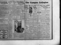 Campus Collegian, October 12, 1927,  Vol. 10, No. 4
