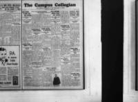Campus Collegian, October 19, 1927,  Vol. 10, No. 5