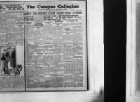 Campus Collegian, November 2, 1927,  Vol. 10, No. 7