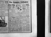 Campus Collegian, November 9, 1927,  Vol. 10, No. 8