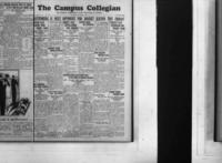 Campus Collegian, November 16, 1927,  Vol. 10, No. 9