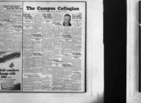 Campus Collegian, January 6, 1928,  Vol. 10, No. 13