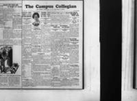 Campus Collegian, January 20, 1928,  Vol. 10, No. 15