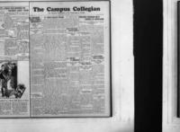 Campus Collegian, February 9, 1928,  Vol. 10, No. 16