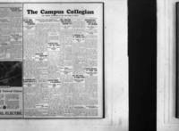 Campus Collegian, February 16, 1928,  Vol. 10, No. 17