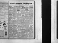 Campus Collegian, March 1, 1928,  Vol. 10, No. 19