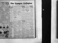 Campus Collegian, March 15, 1928,  Vol. 10, No. 21
