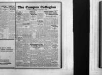 Campus Collegian, March 22, 1928,  Vol. 10, No. 22