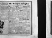 Campus Collegian, May 3, 1928,  Vol. 10, No. 25