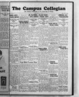 Campus Collegian, May 31, 1928,  Vol. 10, No. 29