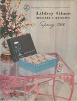 Libbey Glass Retail Catalog, Spring 1956