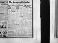 Campus Collegian, December 6, 1928,  Vol. 11, No. 10
