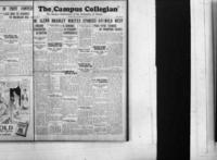 Campus Collegian, December 13, 1928,  Vol. 11, No. 11