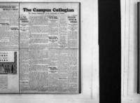 Campus Collegian, December 20, 1928,  Vol. 11, No. 12