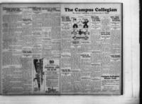Campus Collegian, October 4, 1928,  Vol. 11, No. 2