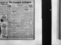 Campus Collegian, October 11, 1928,  Vol. 11, No. 3
