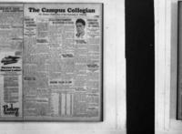 Campus Collegian, October 18, 1928,  Vol. 11, No. 4