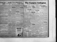 Campus Collegian, November 1, 1928,  Vol. 11, No. 6