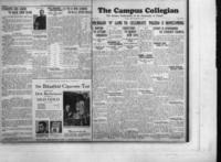 Campus Collegian, November 15, 1928,  Vol. 11, No. 8