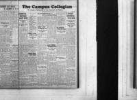Campus Collegian, January 10, 1929,  Vol. 11, No. 13